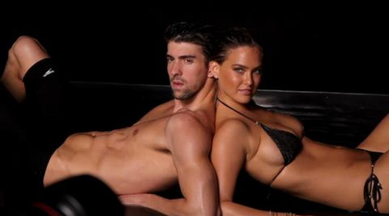 Bar and Michael Phelps Outtakes