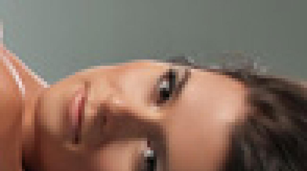 Danica Patrick's Model Profile 2009