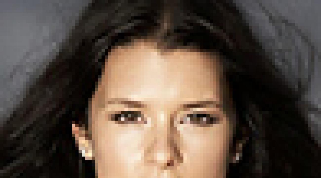 Danica Patrick's Model Profile 2008