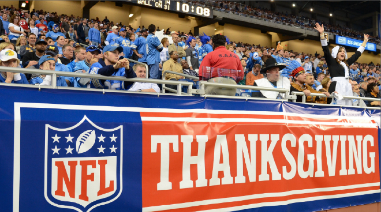 Pro Football Now: Peter King on what makes Thanksgiving great