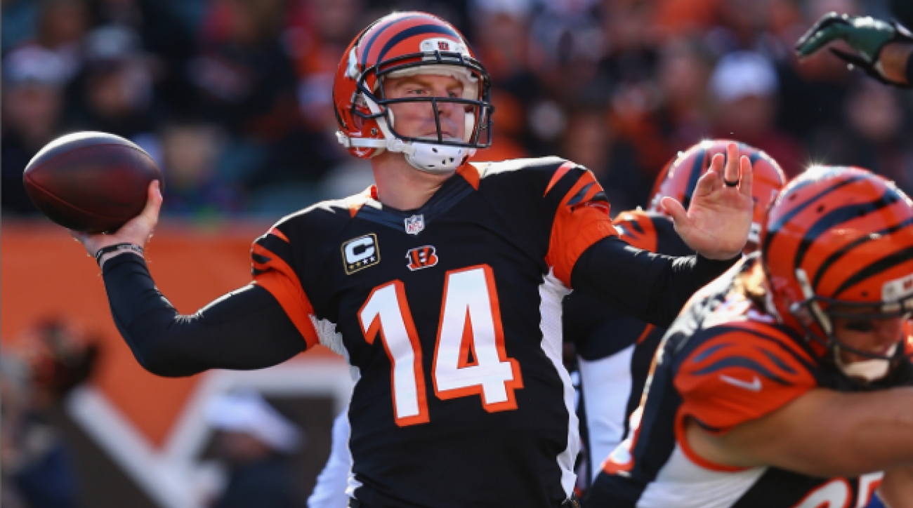 Andy Dalton turning heads in Cincinnati