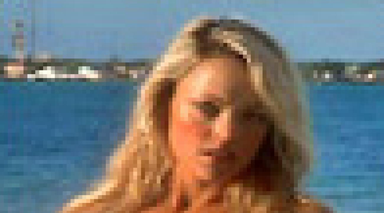 Jennie Finch's Model Profile 2005