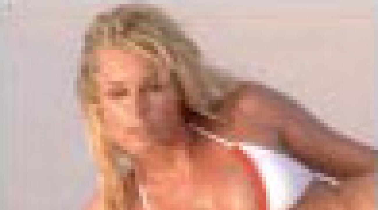 Rebecca Romijn Model Profile