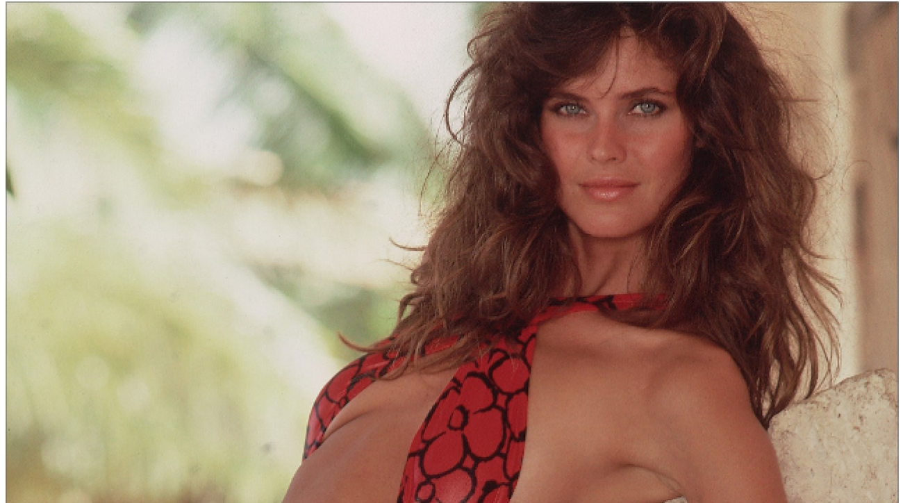 Swim Daily, Carol Alt 1989