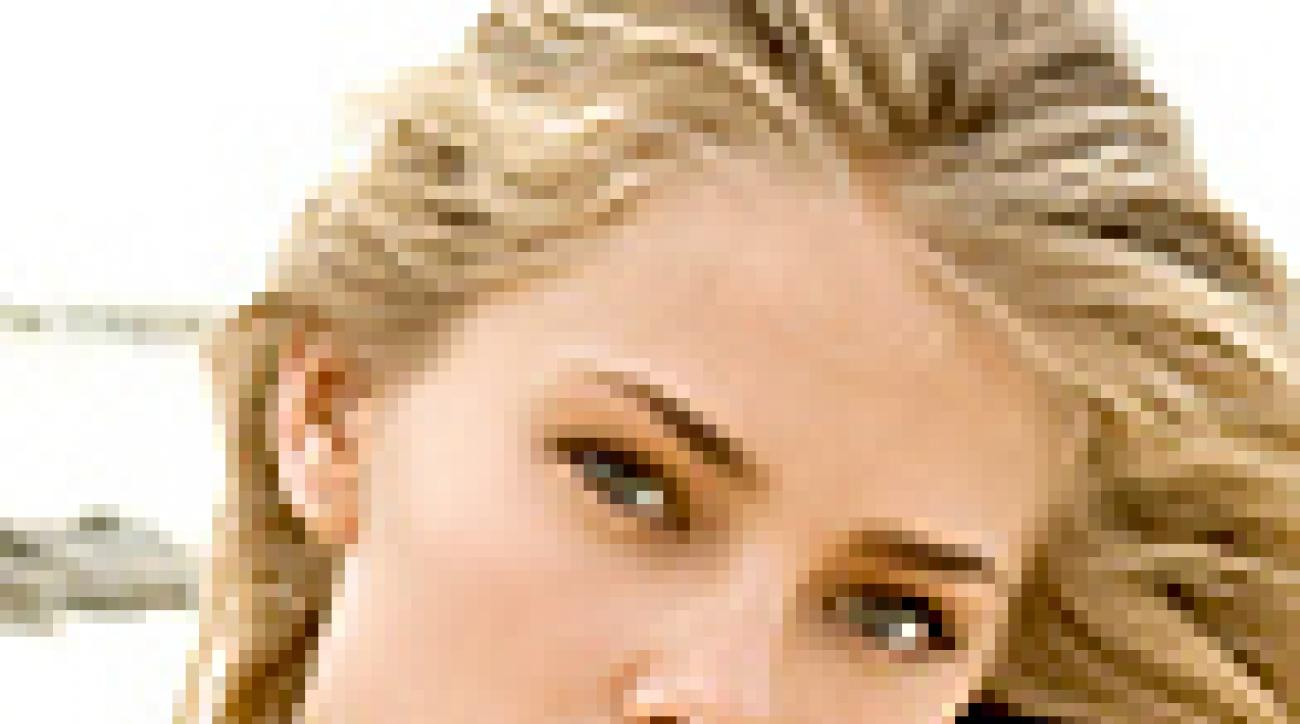 Tori Praver's Model Diary 2008