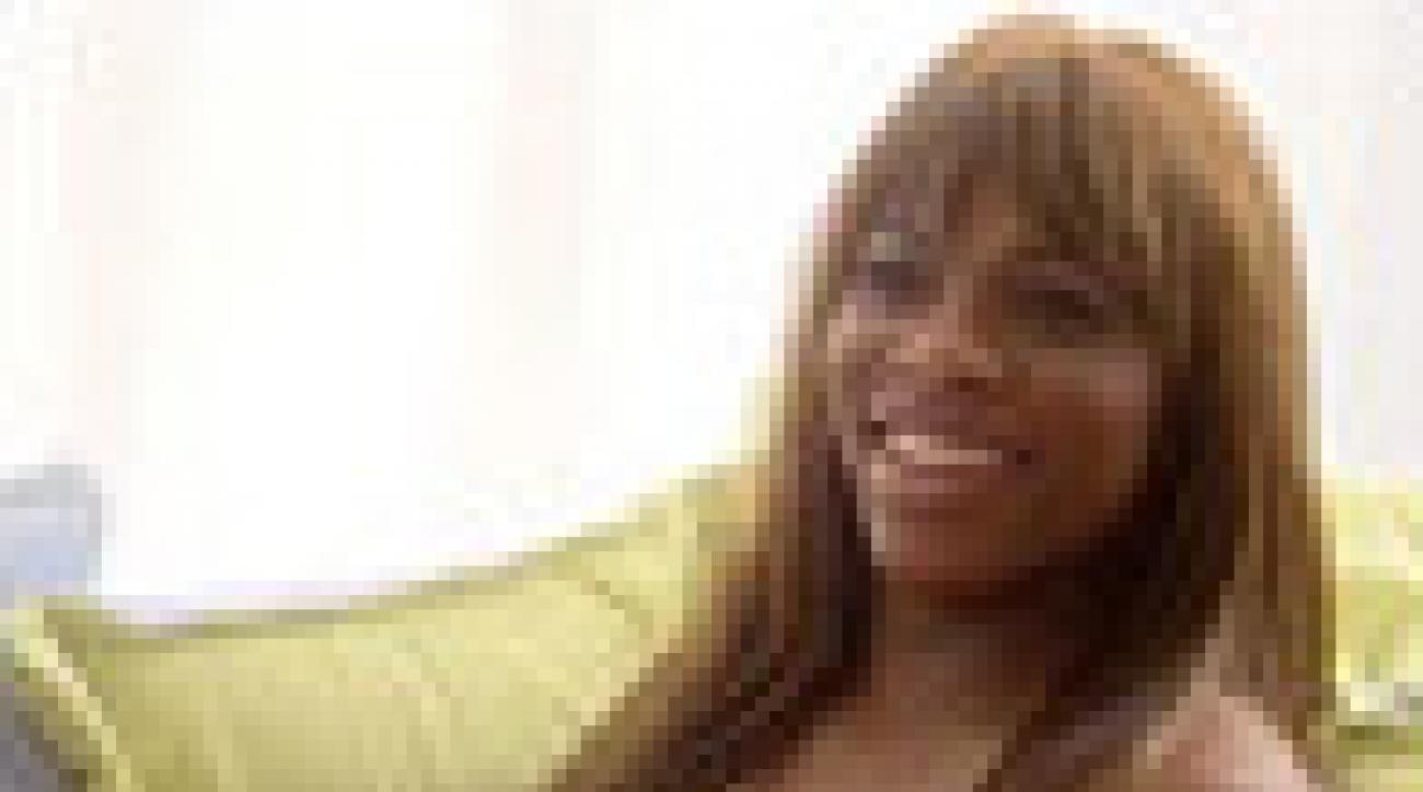 Serena Williams: Back for More