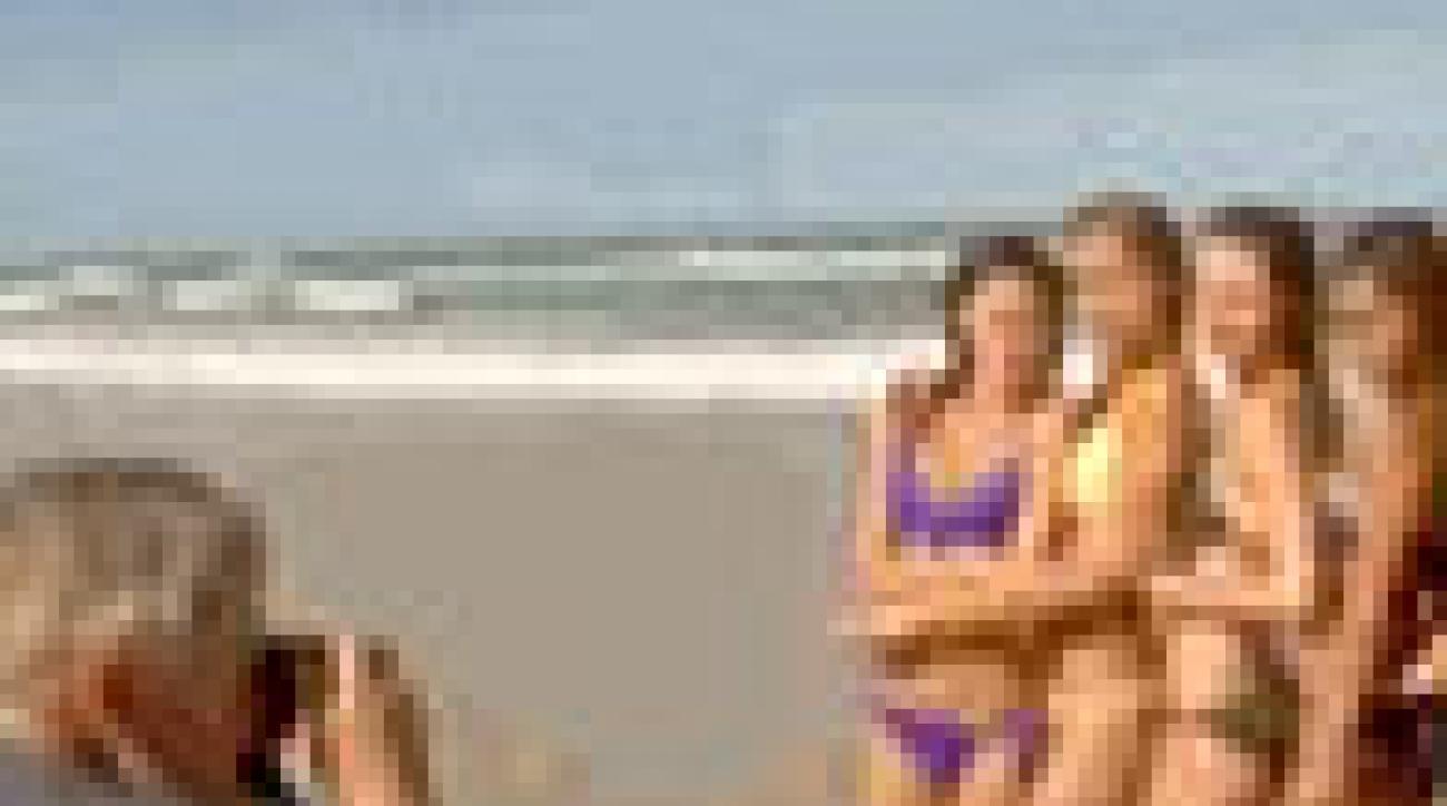 Swimsuit on TNT: Part 4