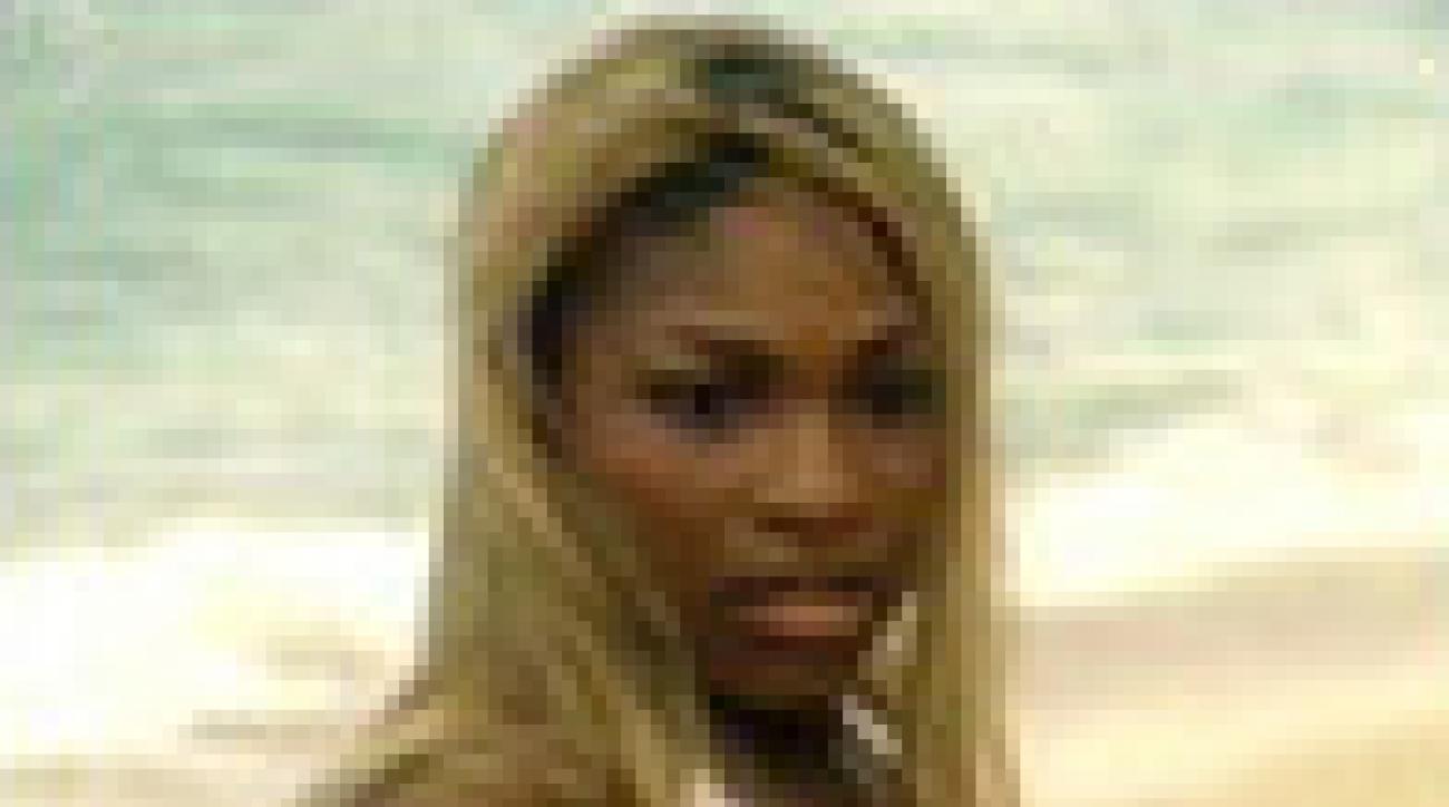 Serena Williams: Behind the Scenes