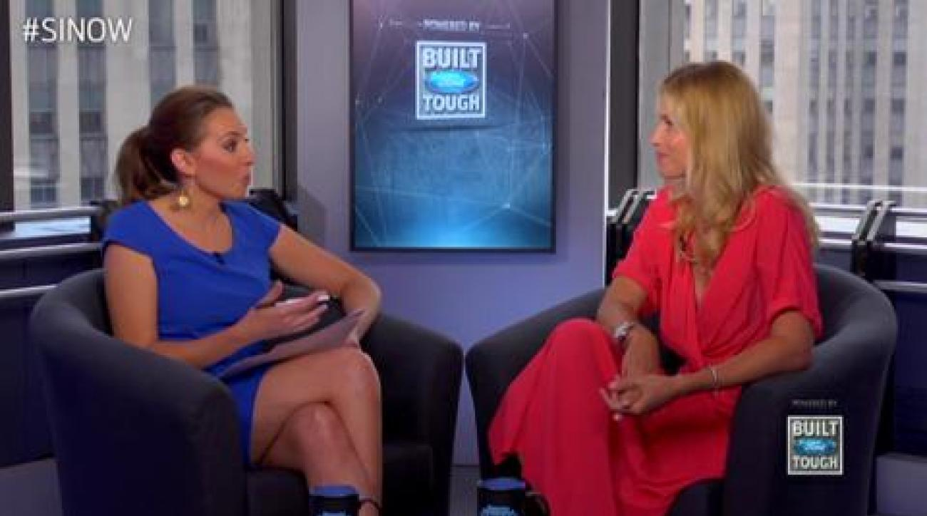 SI Now: One-on-one with SI Swimsuit model Daniela Pestova