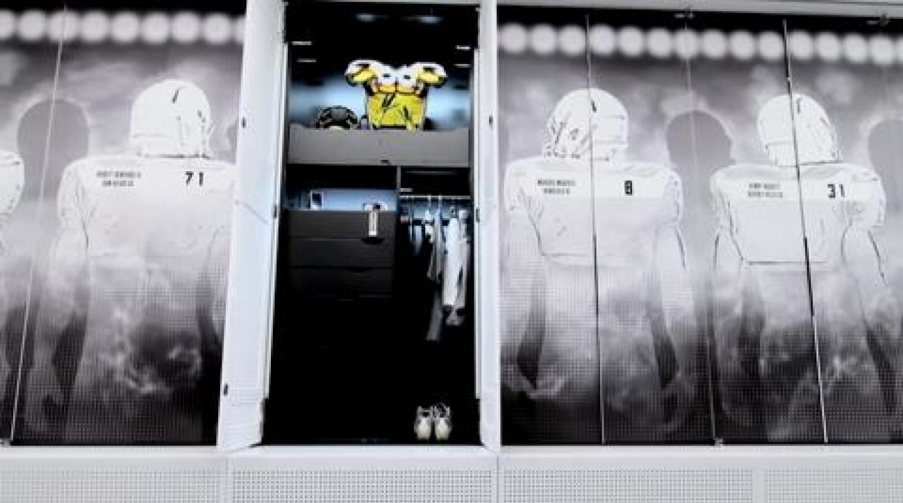 Inside Oregon's new football complex
