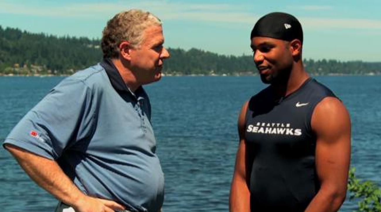 One-on-one with Golden Tate