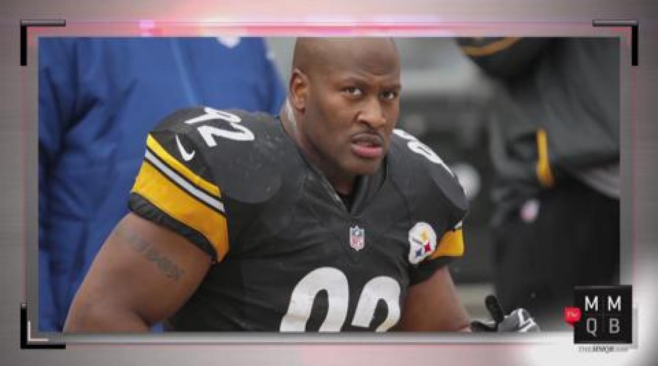 Postcards from training camp: Pittsburgh Steelers
