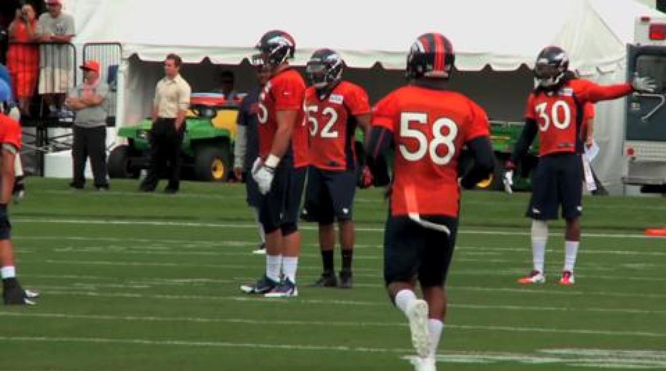 Postcards from Training Camp: Denver Broncos