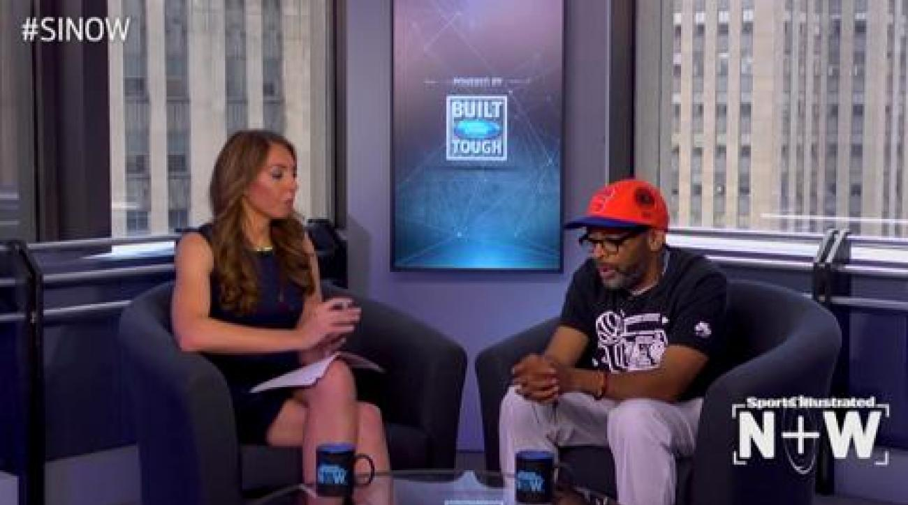 SI Now: Spike Lee on Riley Cooper's comments