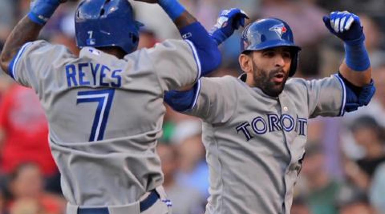 SI Now: Jose Bautista on becoming a power hitter, second half goals