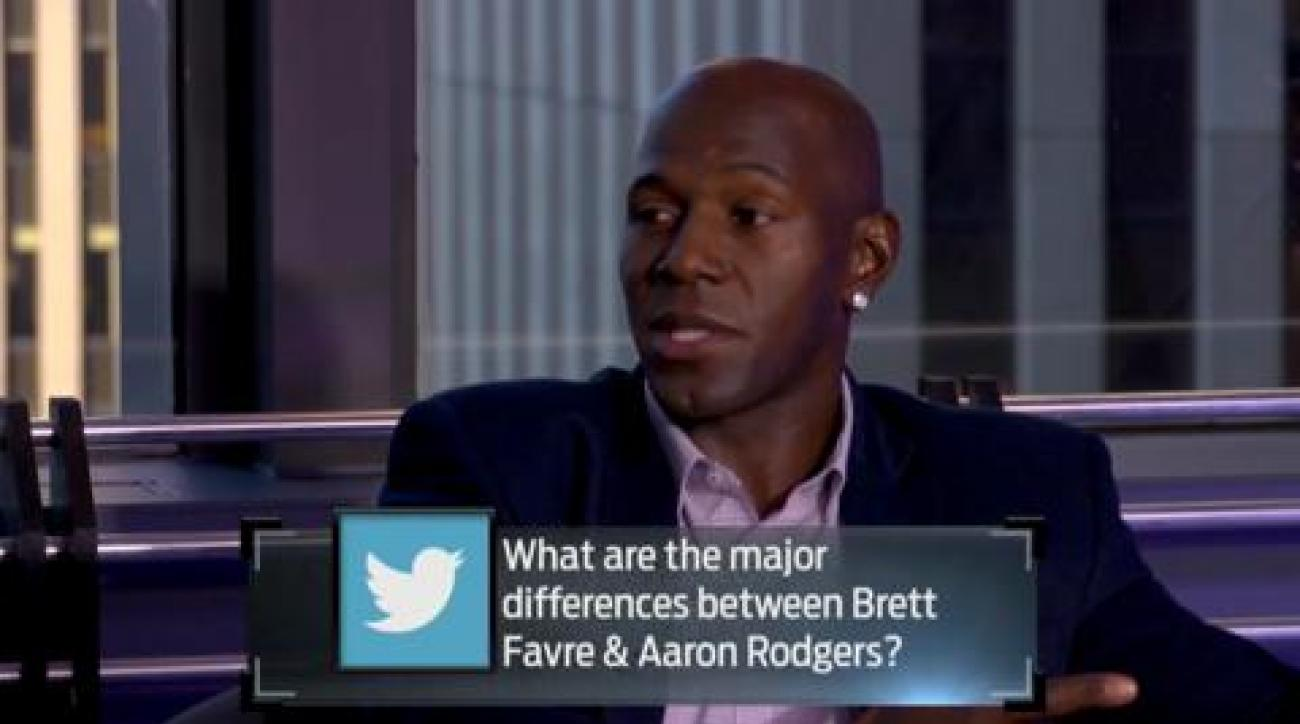 SI Now: Aaron Rodgers or Brett Favre? Donald Driver chimes in