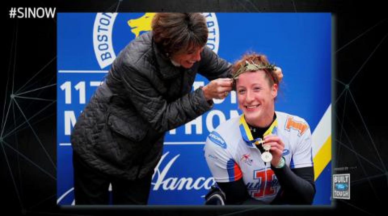 SI Now: Tatyana McFadden on recent achievements, facing obstacles
