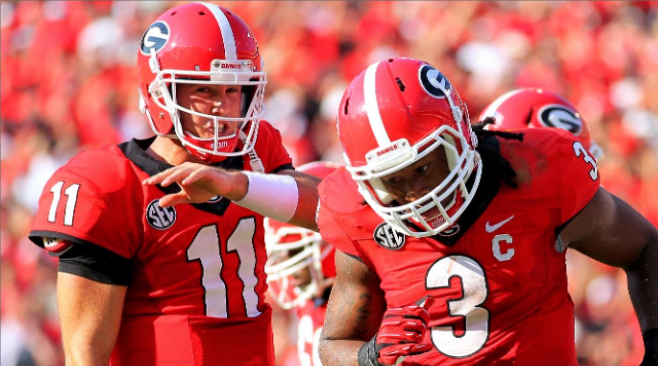 College football roundup: Week 2