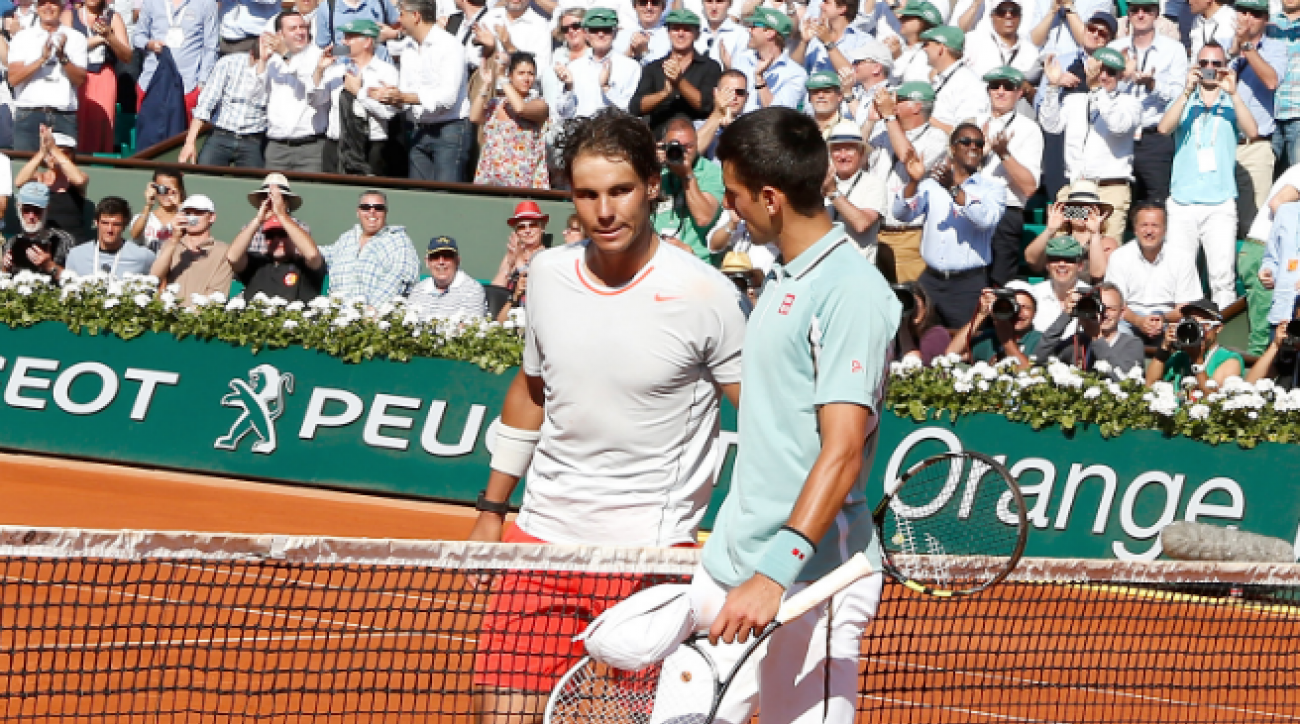 SI Now: Djokovic must be nearly perfect to top Nadal in Open Championship