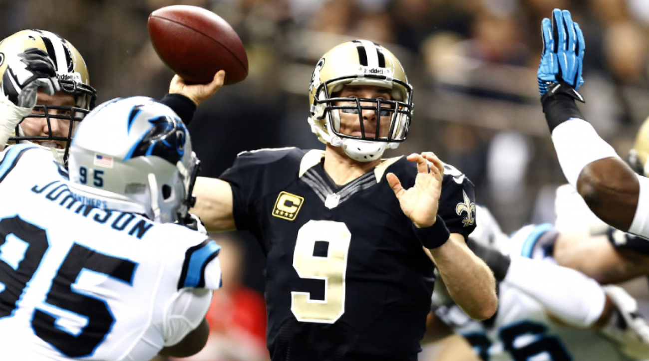Boomer: Drew Brees eclipses 50,000 career passing yards