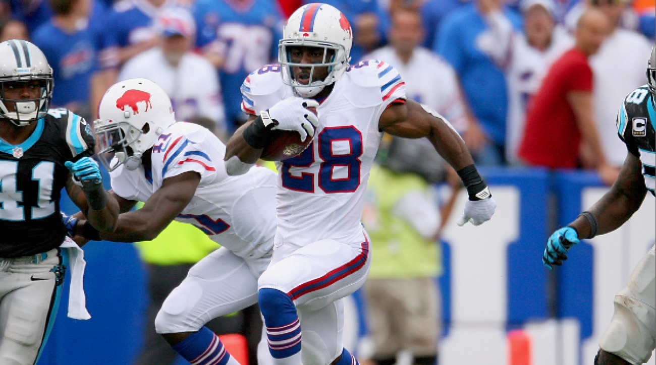 Pro Football Now: Fantasy RBs to start this week