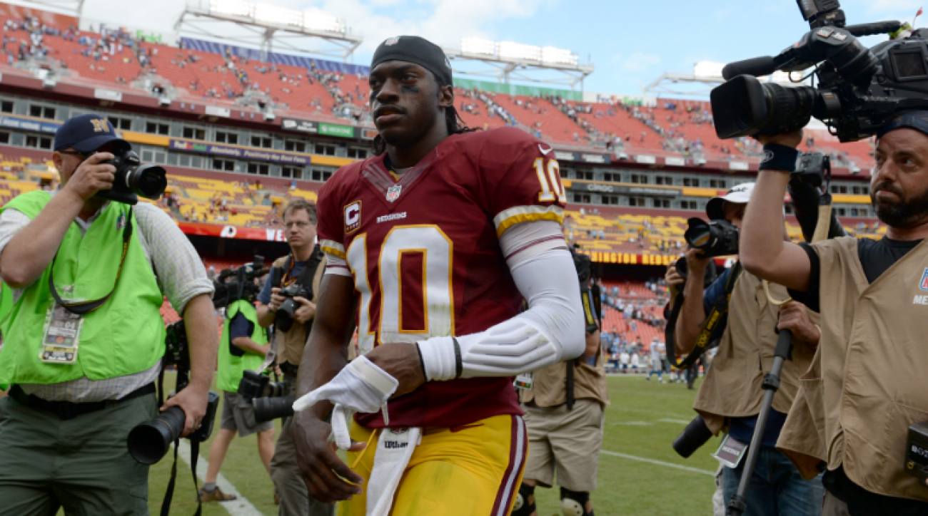 SI Now: Peter King says RGIII will be back in full form come November