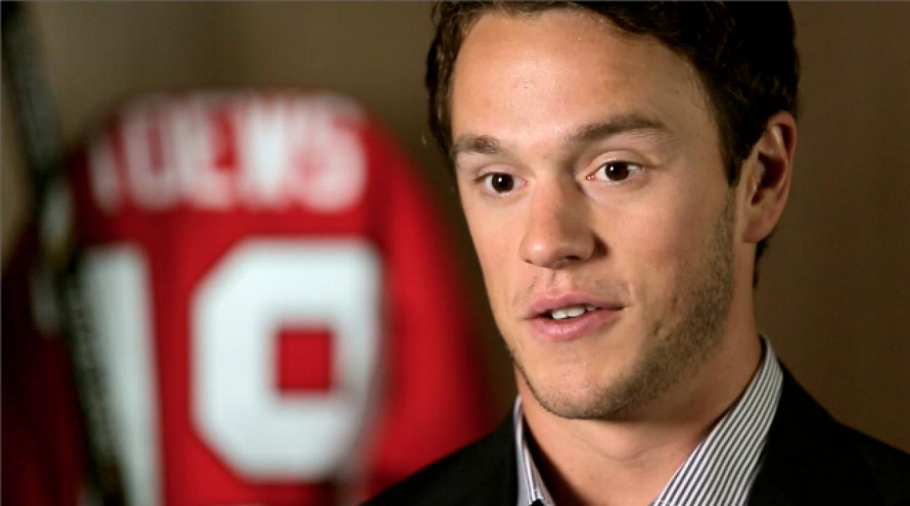 NHL stars talk season expectations