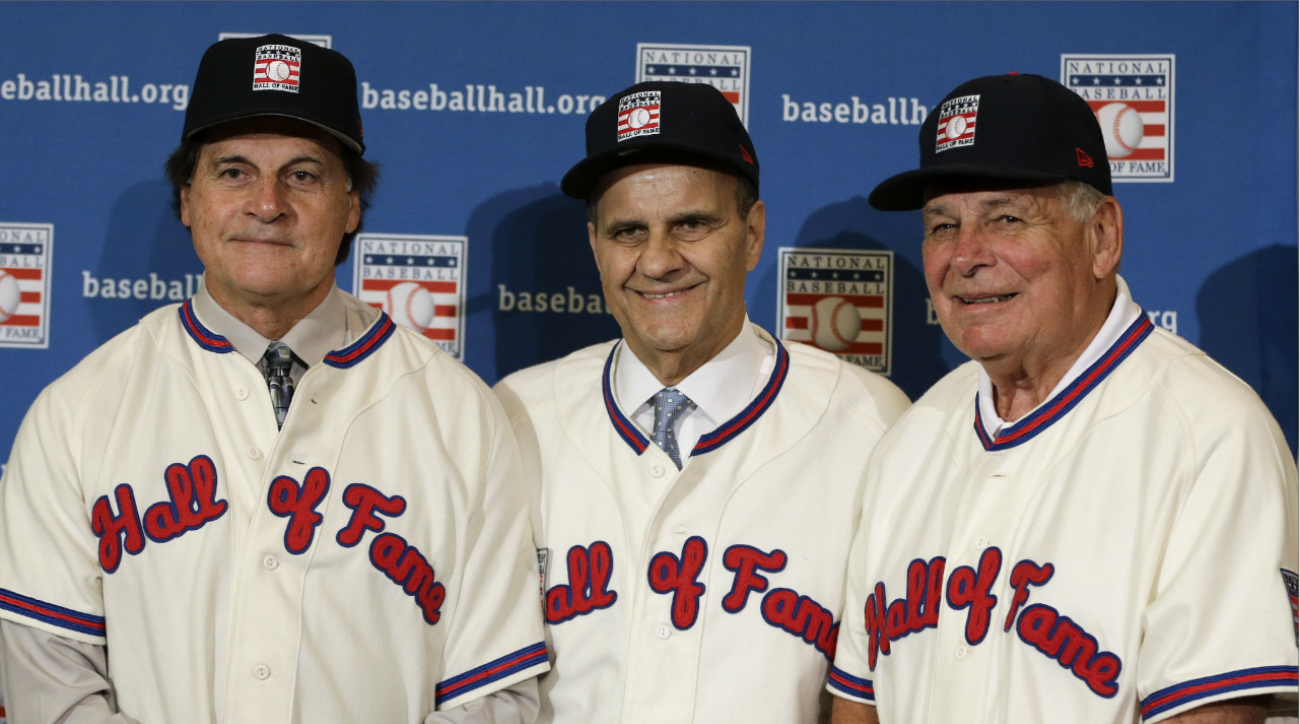 Phillips: Cox, La Russa, and Torre added to Hall of Fame class