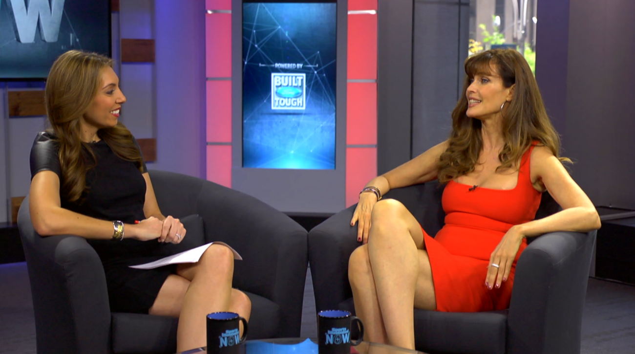 SI Now: Carol Alt, the Pied Piper of Raw Foods