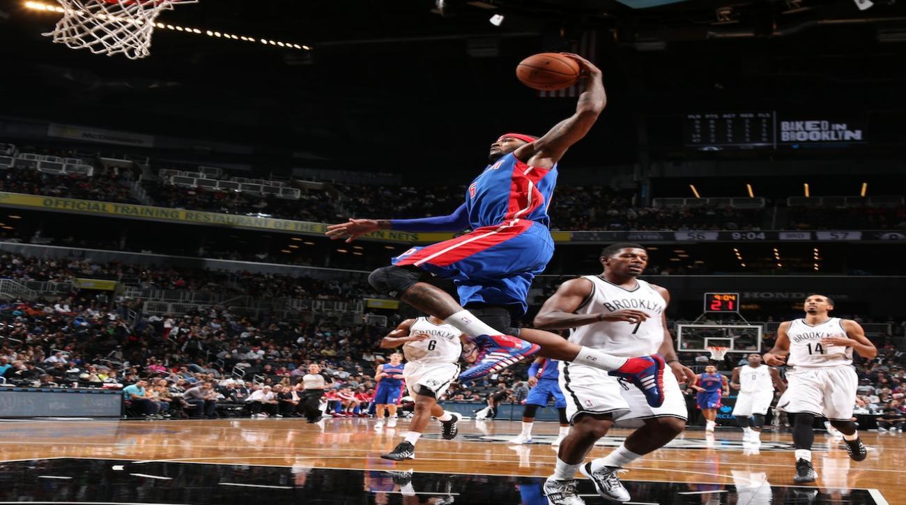 Mannix's NBA Fast Breaks: Detroit Pistons