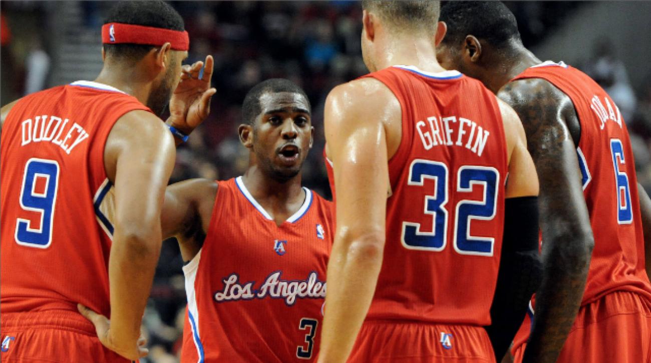 Mannix's NBA Fast Breaks: L.A. Clippers
