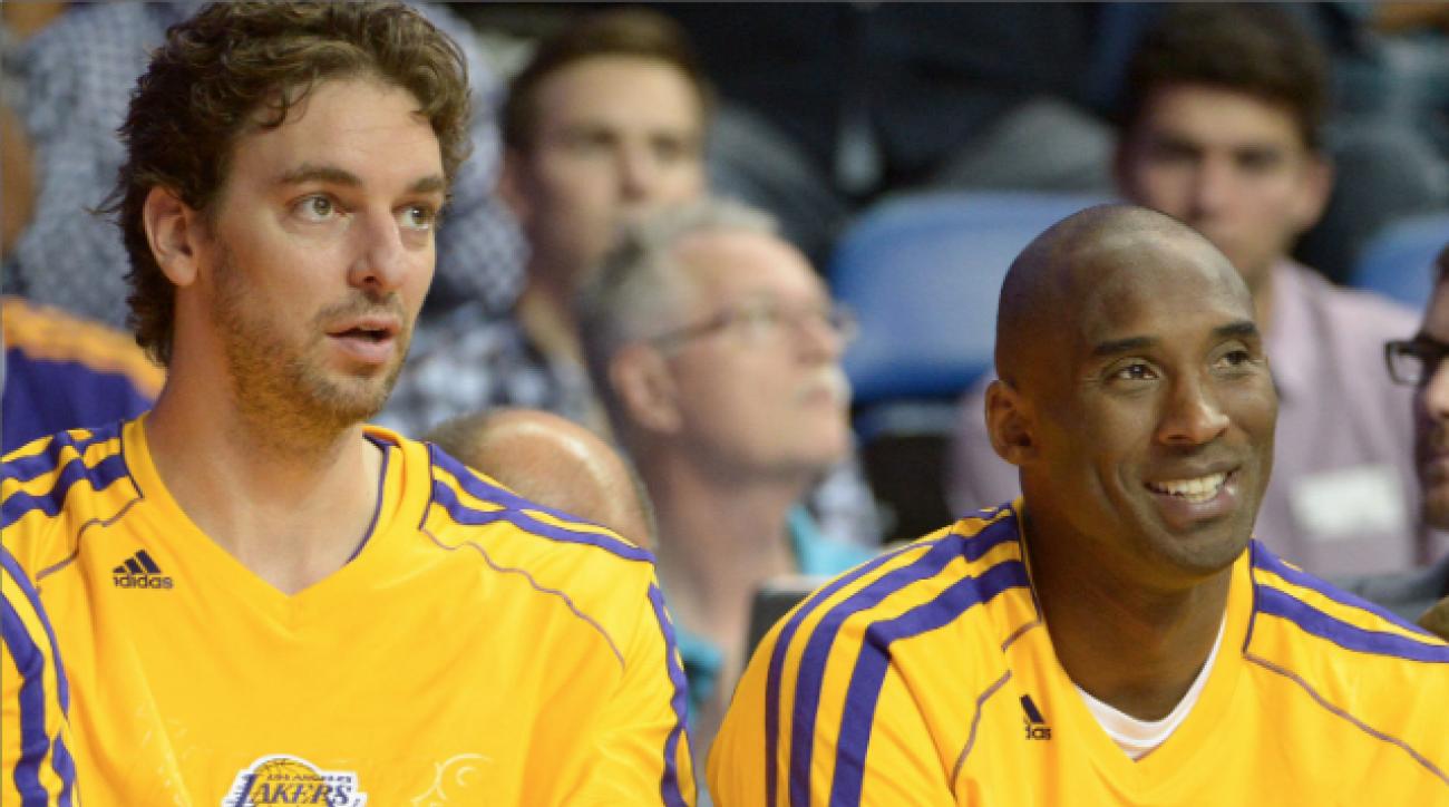 Mannix's NBA Fast Breaks: L.A. Lakers