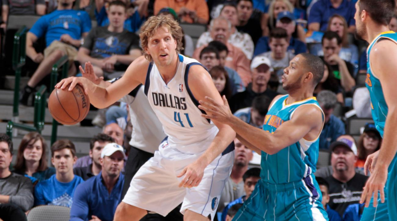 Mannix's NBA Fast Breaks: Dallas Mavericks