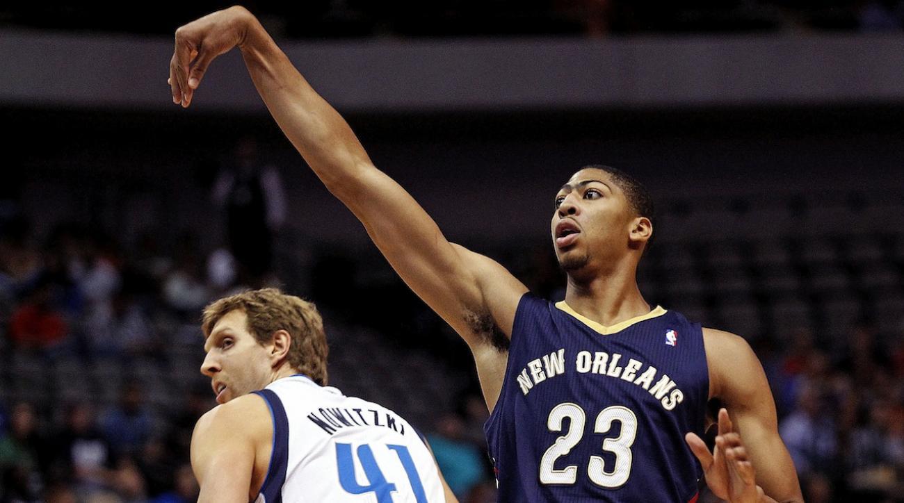 Mannix's NBA Fast Breaks: New Orleans Pelicans