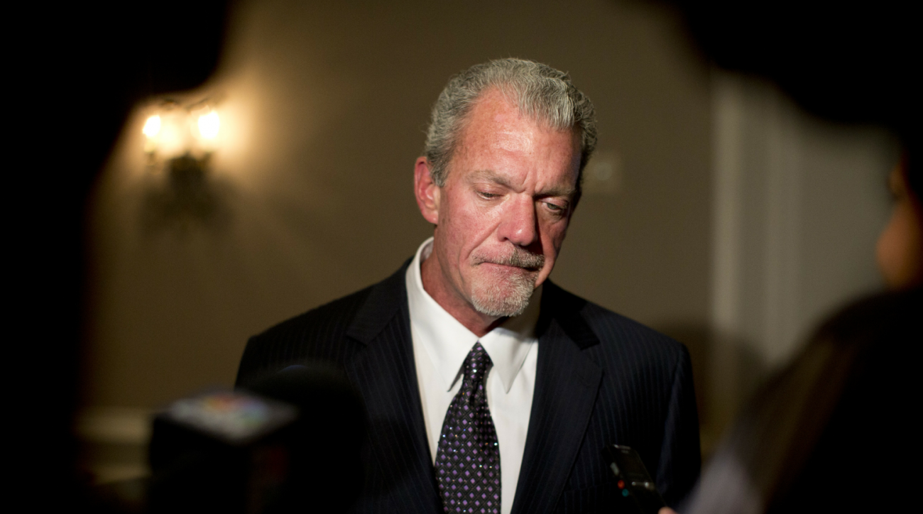 SI Now: Is Jim Irsay disrespecting Peyton Manning?