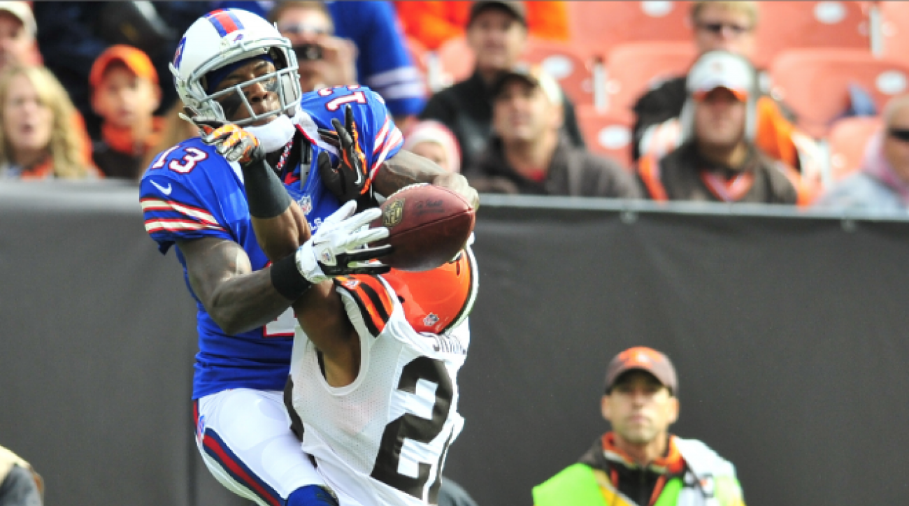 Pro Football Now: Stevie Johnson on the safety of Thursday Night games