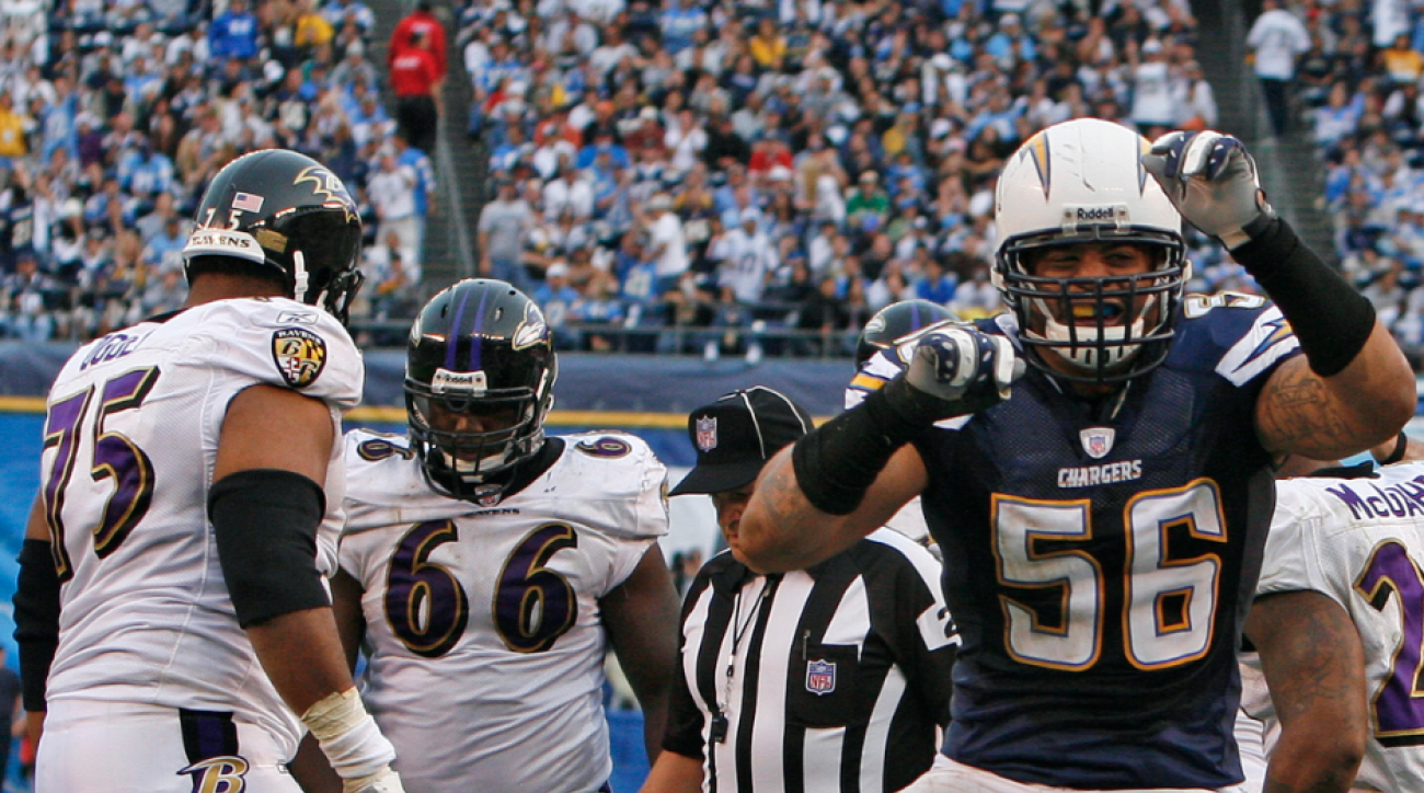 """SI Now: Shawne Merriman on why """"Lights Out"""" does not fit in today's NFL"""