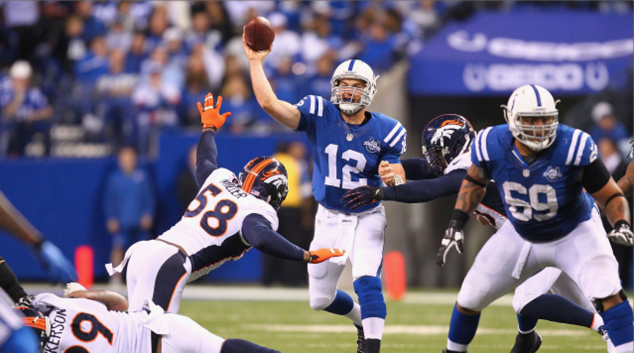 SI Now: Luck's win over Broncos shows Colts are the real deal