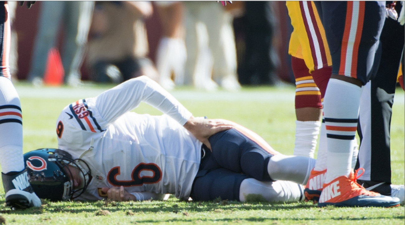 SI Now: Major injuries throughout the NFL in Week 7
