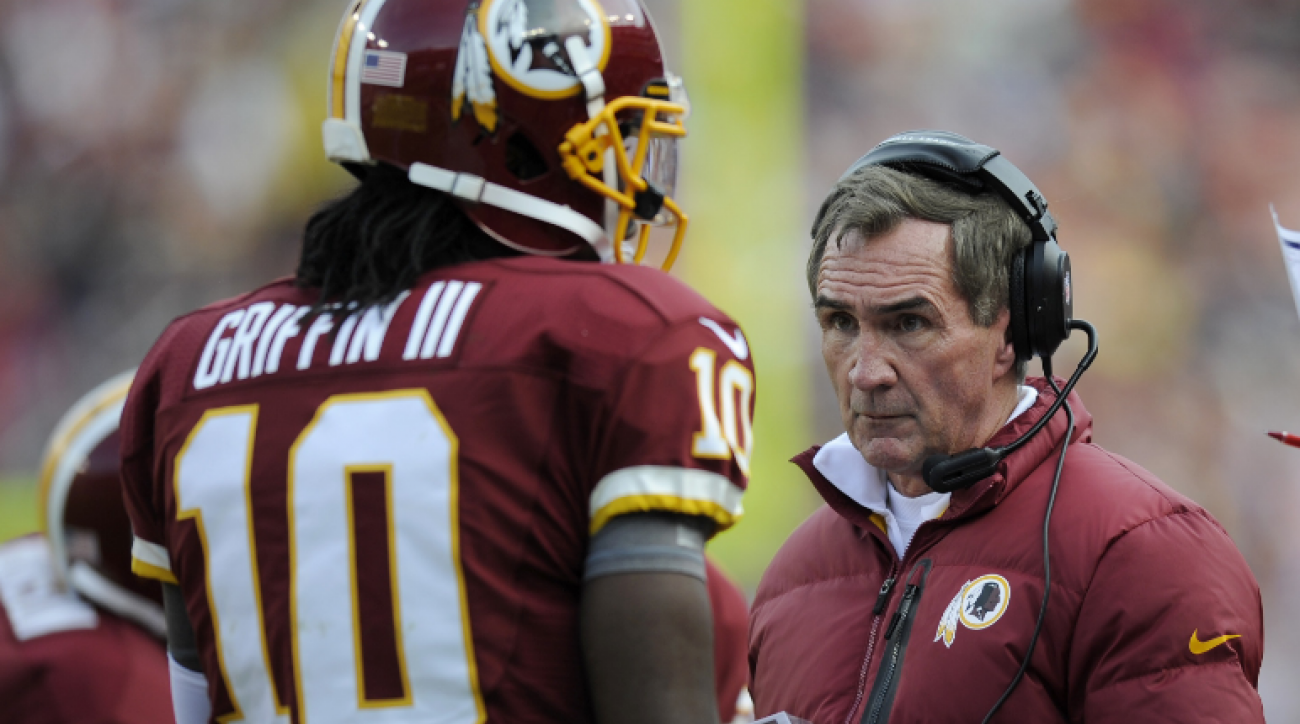 Boomer: Mike Shanahan going out swinging