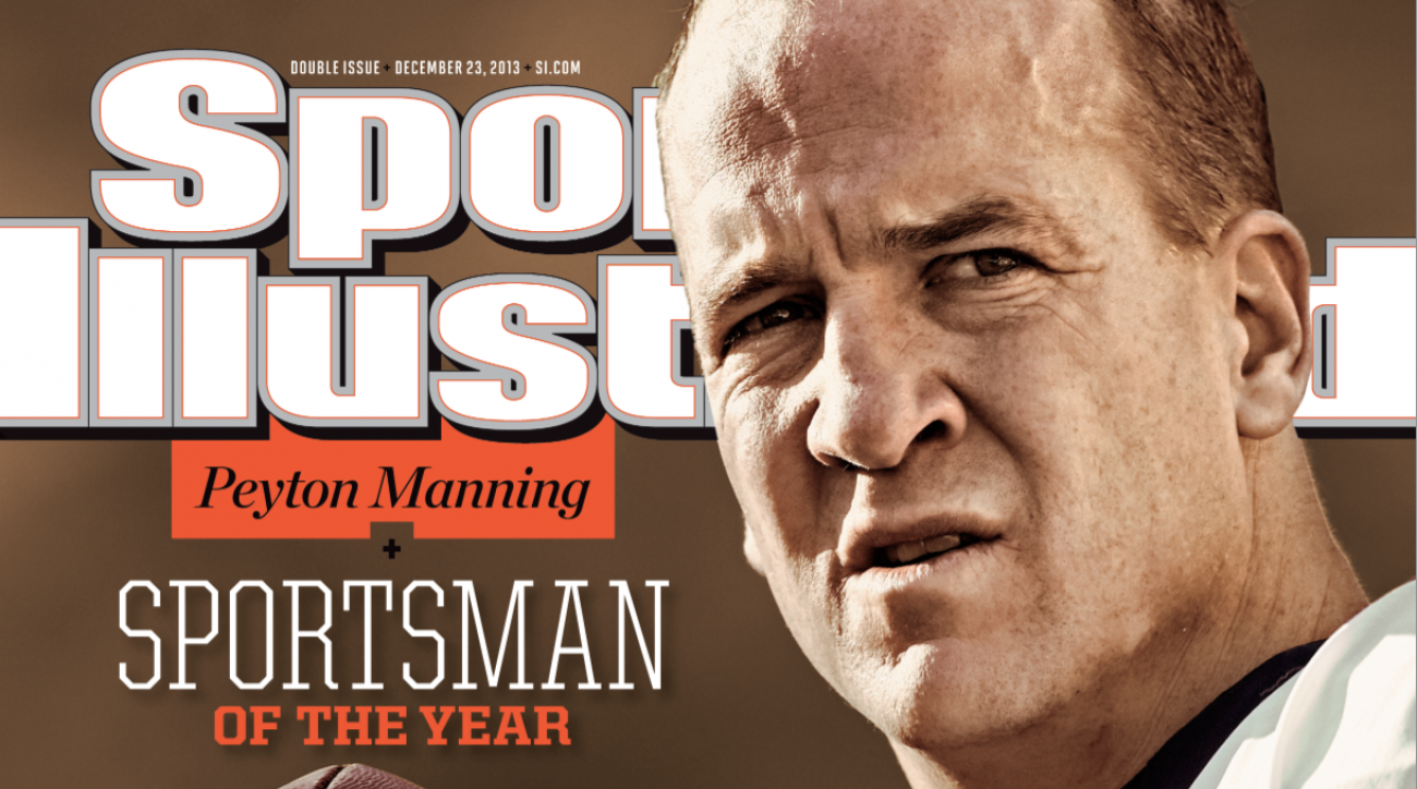 Sportsman of the Year: Peyton Manning