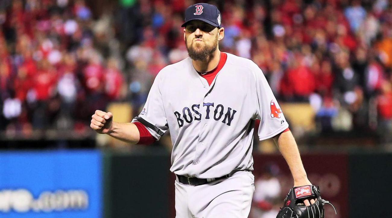 After Game 5 win, can Red Sox finish Cardinals in Game 6?