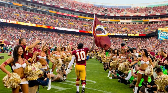 A short essay on Should the washington Redskins change their nickname?
