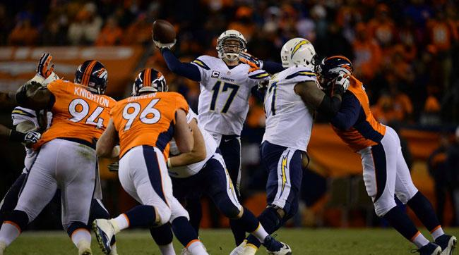 Philip Rivers Plays Quarterback In Its Purest Form The