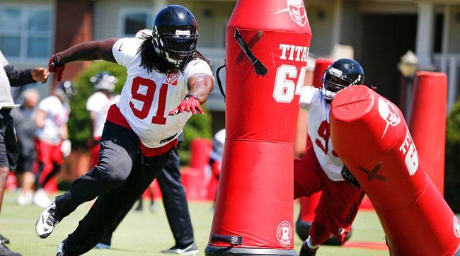 ELITE Atlanta Falcons Chris Mayes Jerseys
