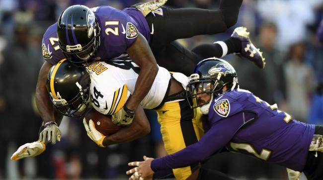Christmas win would put Ravens in line for big present