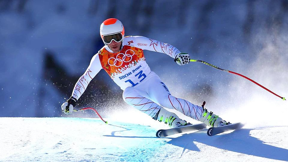 Bode Miller is chasing medals in three events at his fifth, and likely last, Olympic Games.