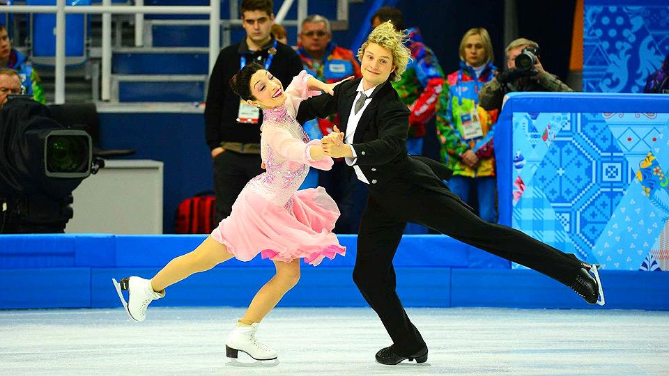 Charlie White and Meryl Davis brushed aside any allegations of judging controversy after winning the dance competition portion of the team skate.