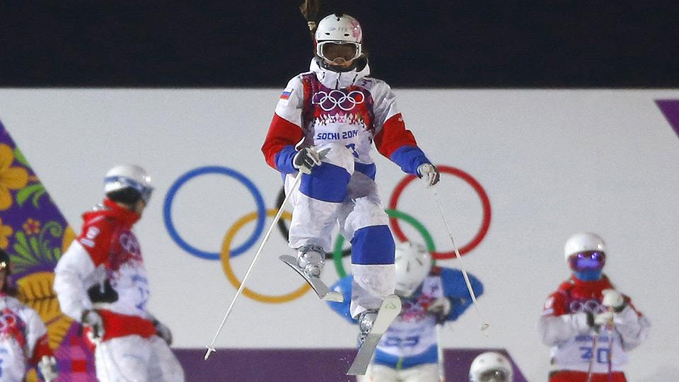 Russian skicross racer survives emergency spinal surgery