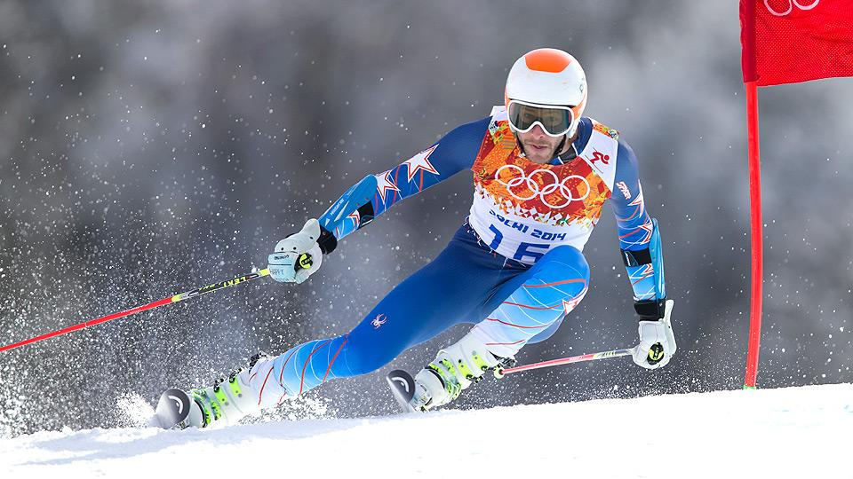 Bode Miller won his sixth Olympic medal in Sochi, a bronze in the Super-G event.